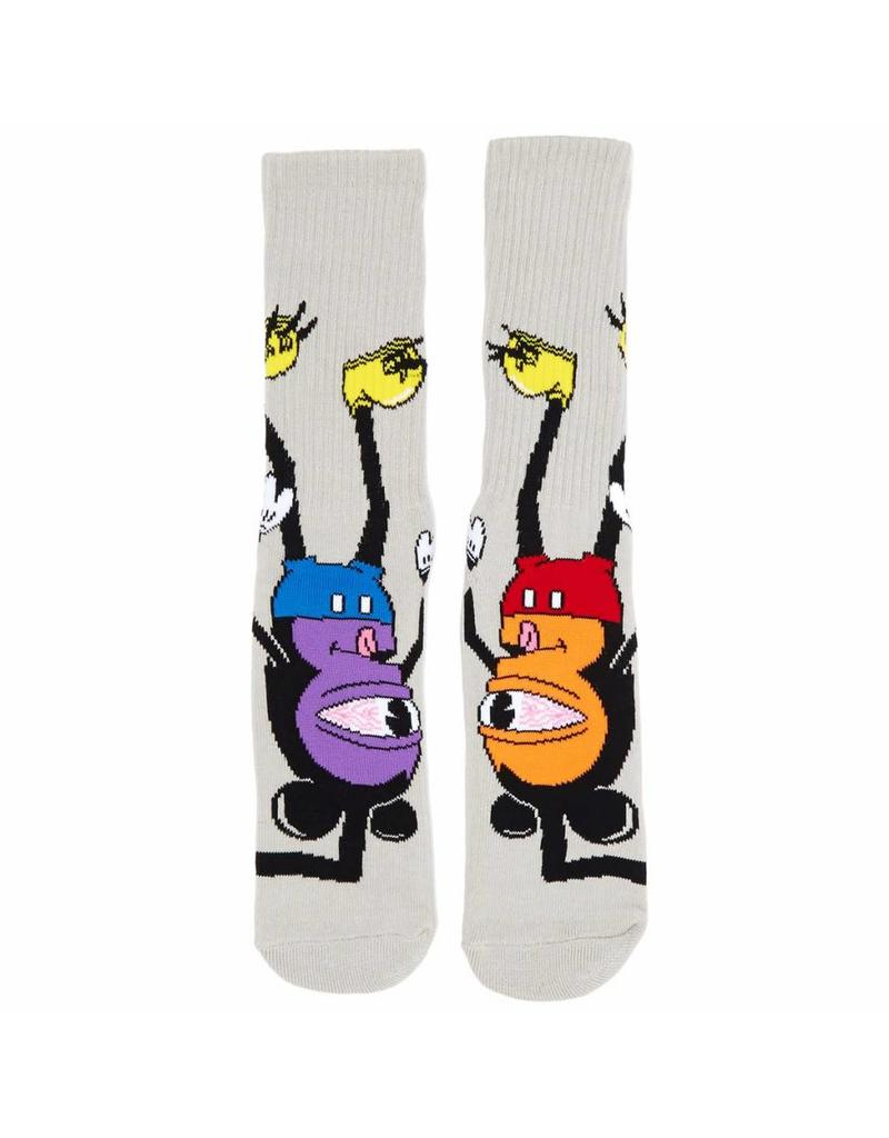 Toy Machine Toy Machine Mousketeer Socks