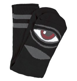 Toy Machine Toy Machine Sect Eye III Socks (Black)