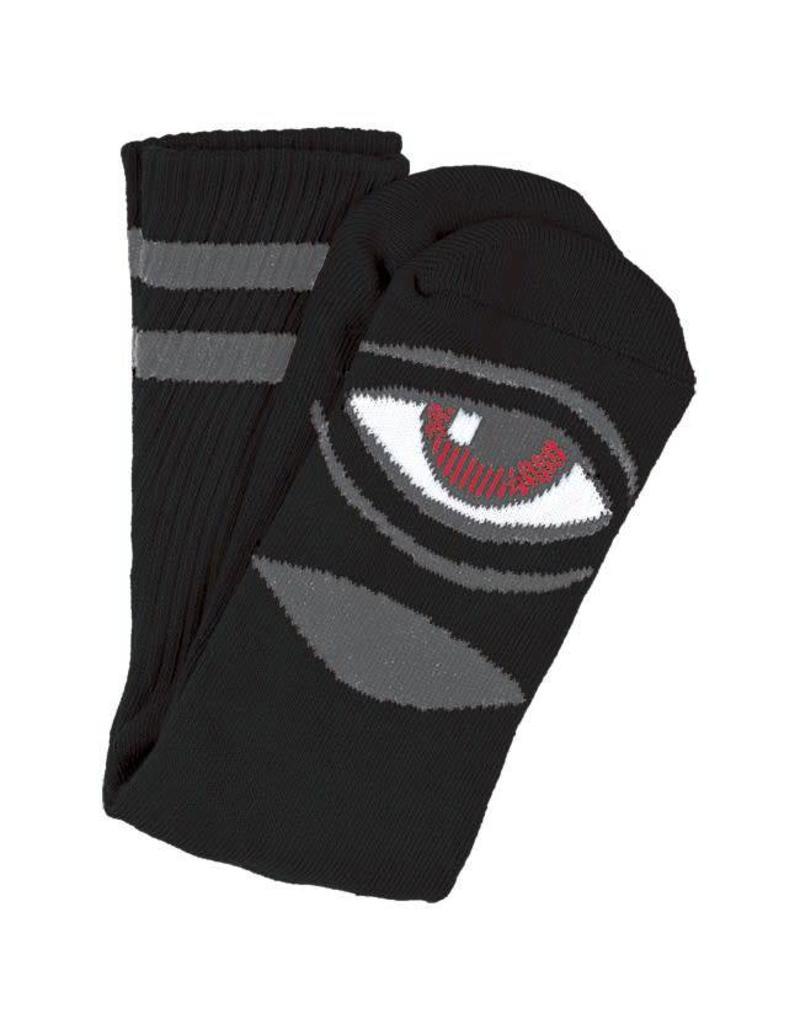 Toy Machine Toy Machine Sect Eye III Socks (Black)