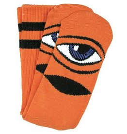 Toy Machine Toy Machine Sect Eye III Socks (Orange)