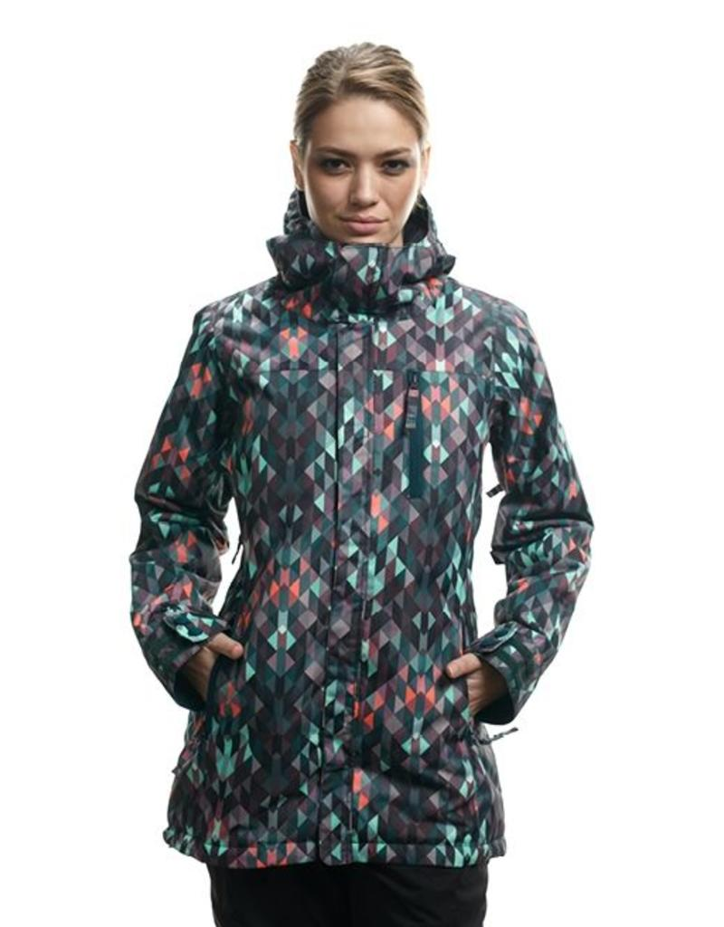 686 686 Authentic Eden Insulated Jacket