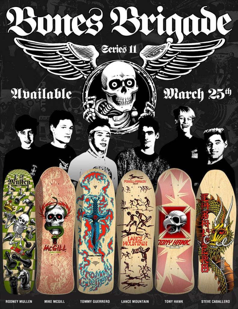Powell Peralta Announces Series 11