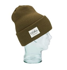 Coal The Uniform Beanie (Dark Olive)