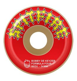 Spitfire Spitfire Bobby Dekeyzer Two Stroke Red F4 (54mm)