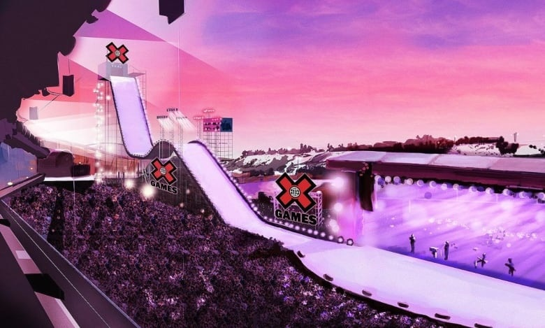 Calgary To Host Winter X-Games