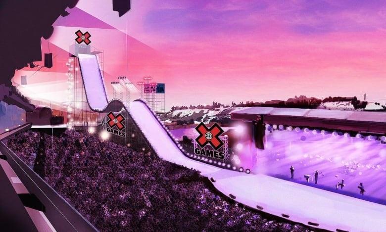 Calgary To Host Winter X-Games