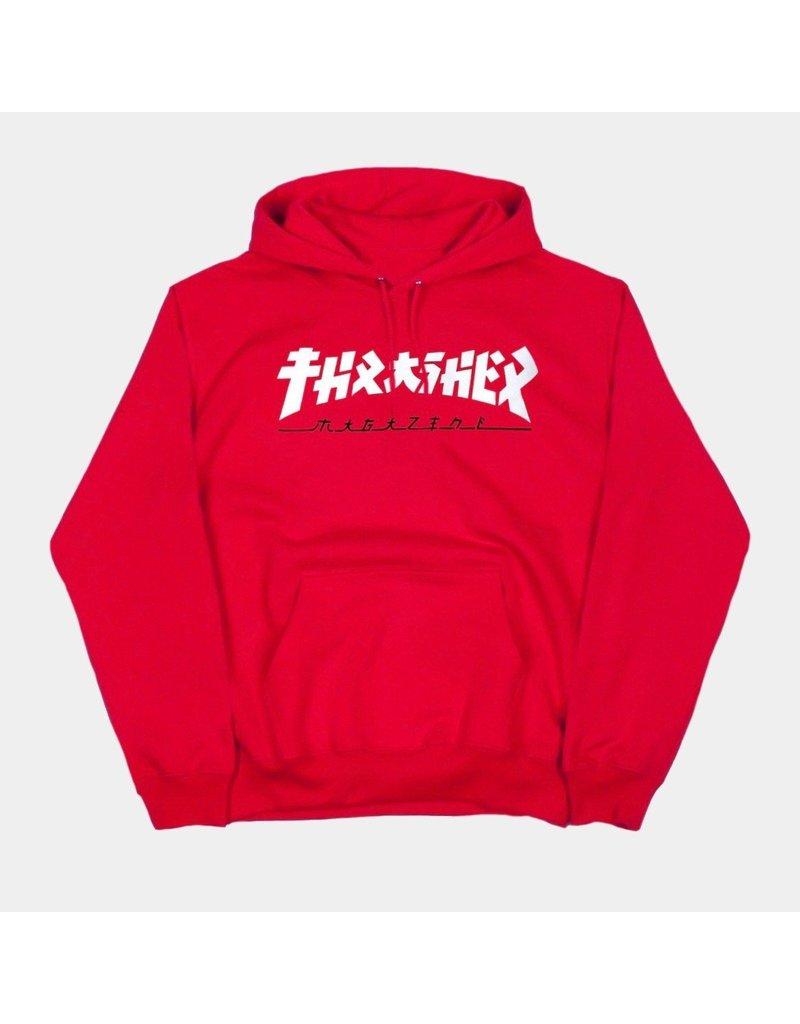 Thrasher Thrasher Godzilla Hoodie
