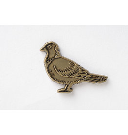 Anti Hero Anti Hero Pigeon Label Pin