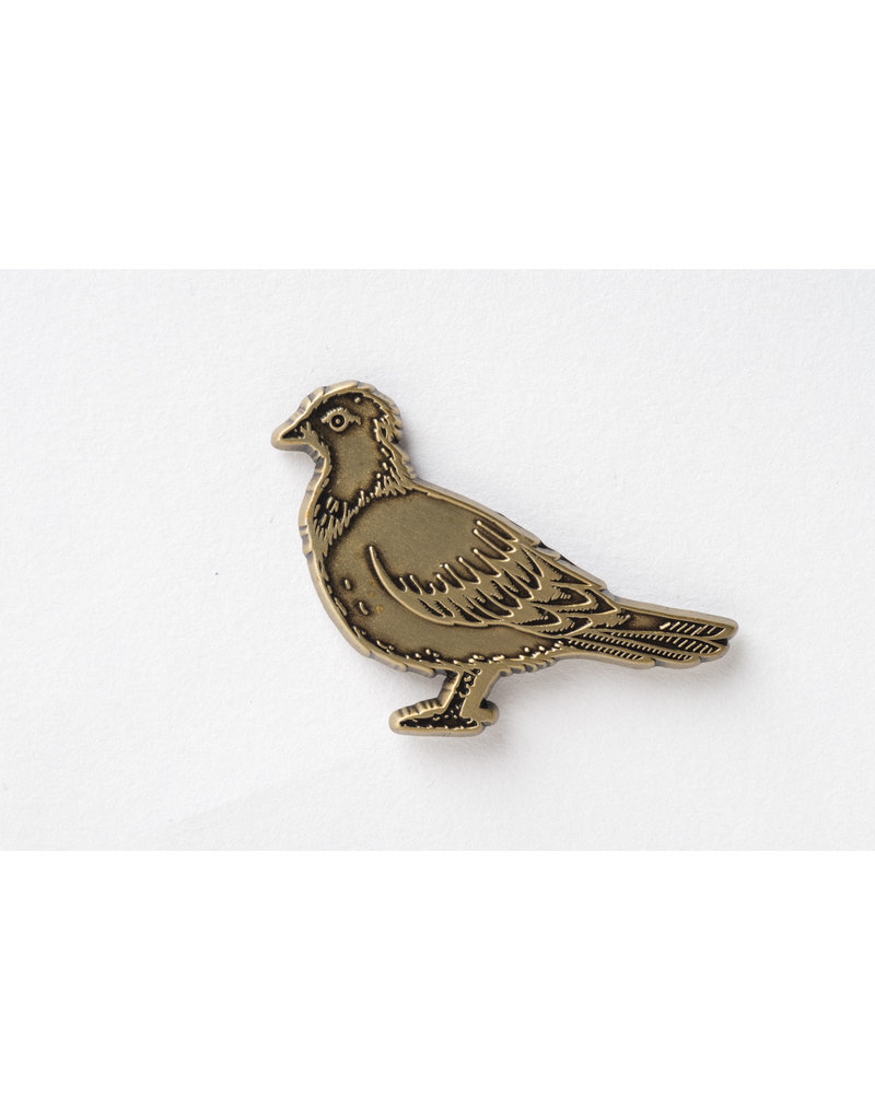 Anti Hero Anti Hero Pigeon Label Pin