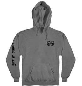 Krooked Krooked Stock Straight Eyes Pullover Hoodie