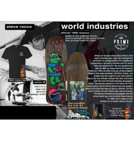 Prime Wood LA World Industries Rocko III Deck (10)