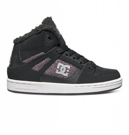 Dc DC Rebound Winter Girls Shoes