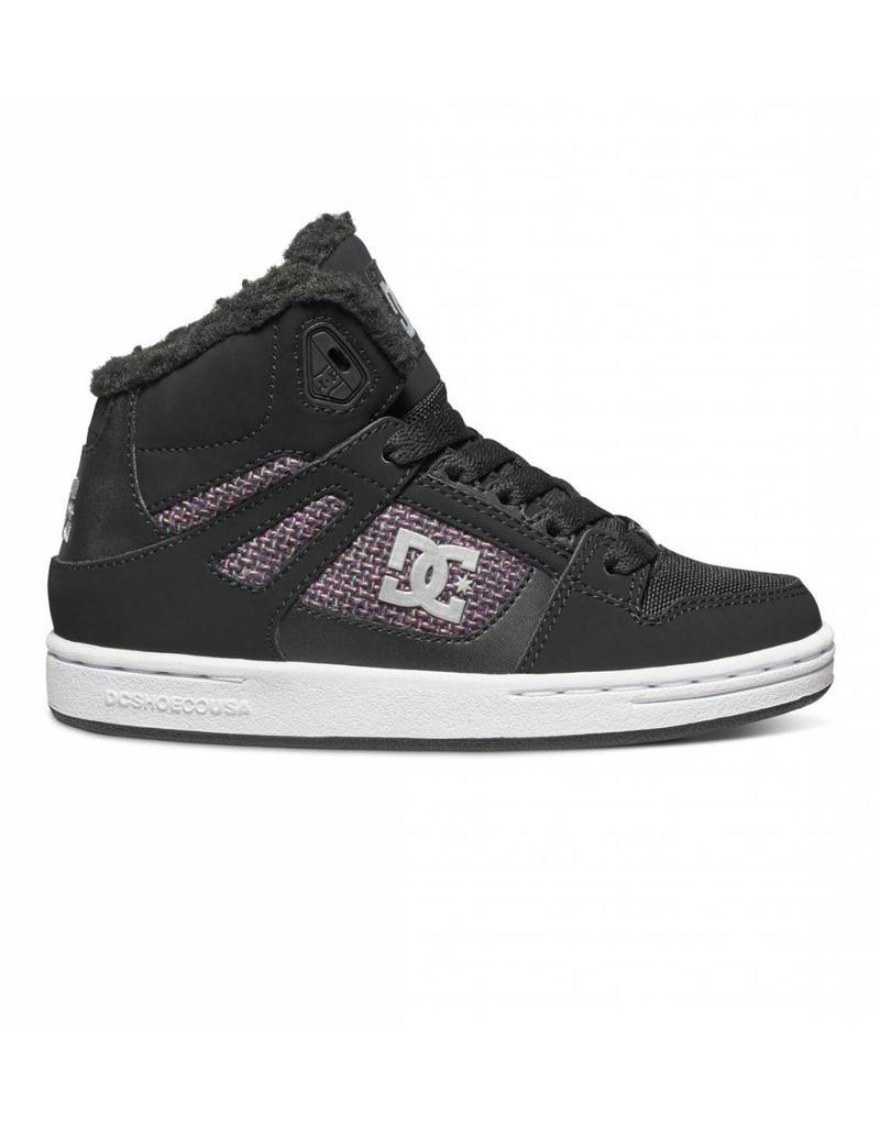 Dc DC Rebound Winter Girls Shoes