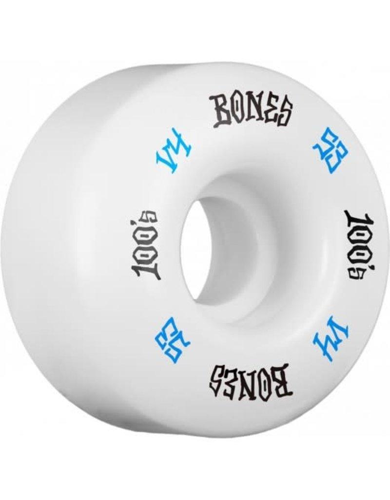 Bones Bones Wheels 100's V4 (53mm)