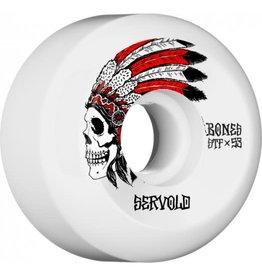 Bones Bones STF Servold Spirit V5 Wheels (53mm)