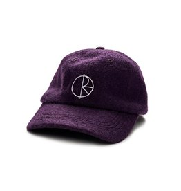 Polar Polar Boiled Wool Hat (aubergine)