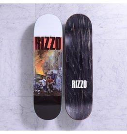 Quasi Quasi Dick Rizzo Run Deck (8.25) - red