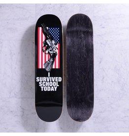 Quasi Quasi America Black Deck (8.25)