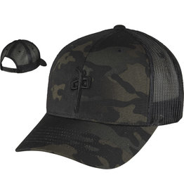 RDS Rds Trucker Hat OG Puffy Camo