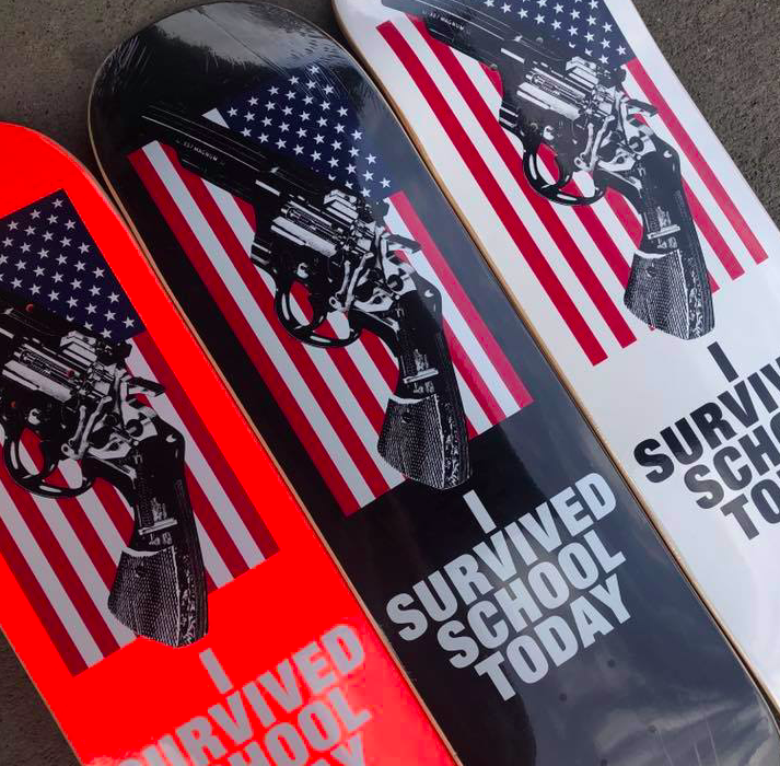 Quasi Skateboards America Series