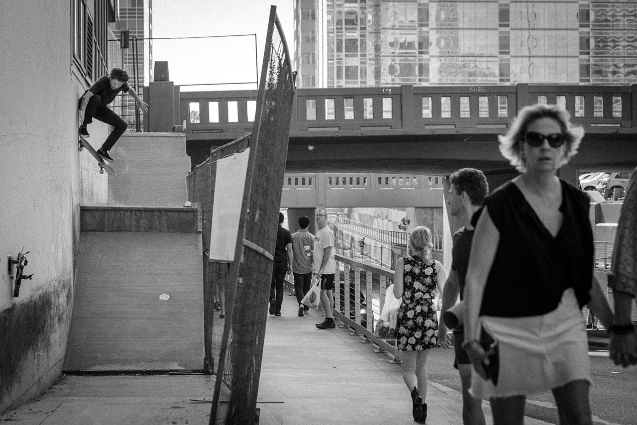 Lane Mosolf In Neighbourhood Magazine