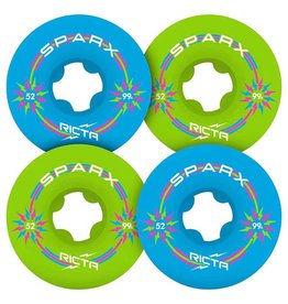 Ricta Sparx Mix Up Wheels 99a (52mm)