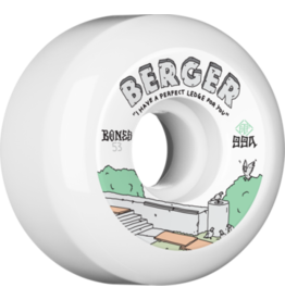 Bones Bones STF Berger Ledge Wheels V5 (53mm)