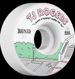 Bones Bones STF Rogers Hubba Wheels V1 (52mm)