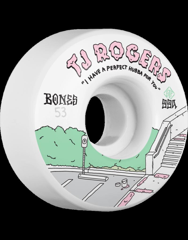 Bones TJ Rogers Perfect Spot Wheels
