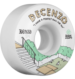 Bones Bones STF Decenzo Rail Wheels V4 (54mm)