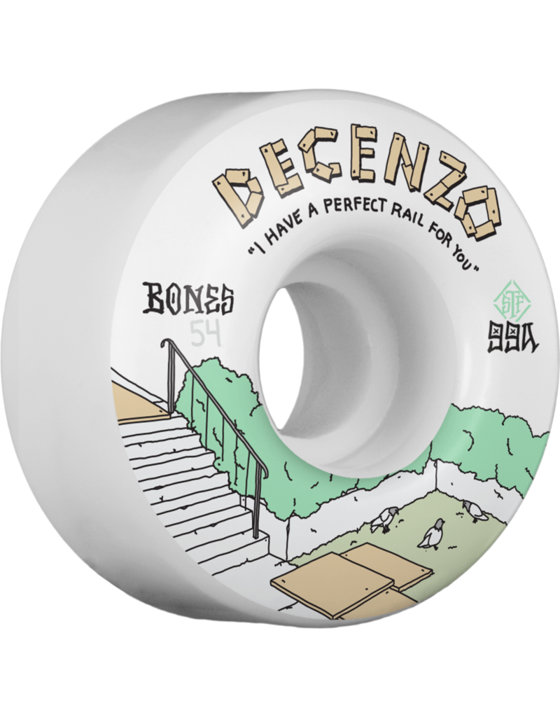 Bones Decenzo I Have the perfect spot for you wheels