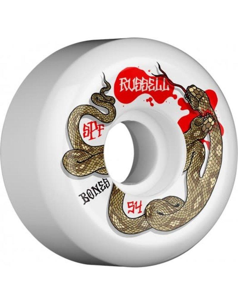 Bones Bones SPF Russell Snake Bite Wheels P5 (54mm)