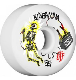 Bones Bones STF Bingaman Zapped Wheels V5 (55mm)