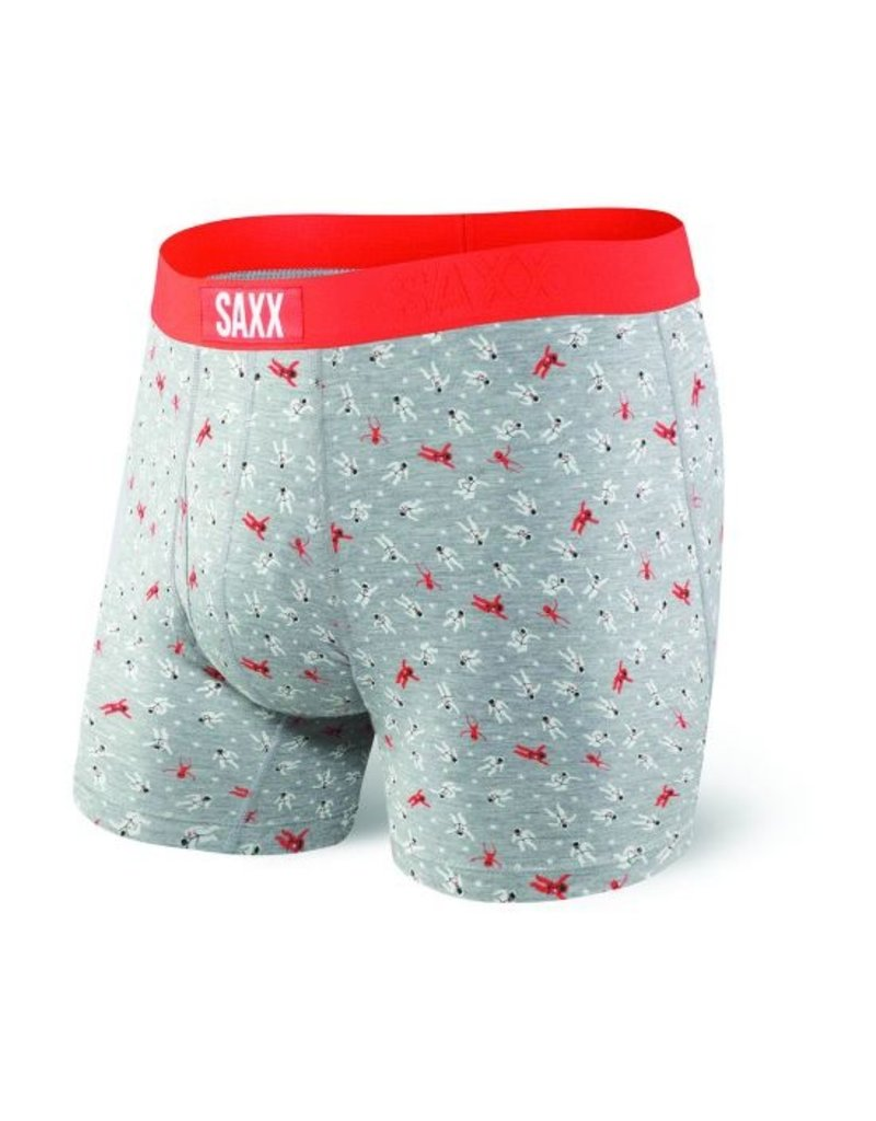 Saxx Saxx Ultra Boxers Grey Out Of This World