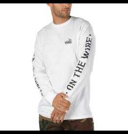 Vans Vans X Anti Hero On The Wire Longsleeve Shirt