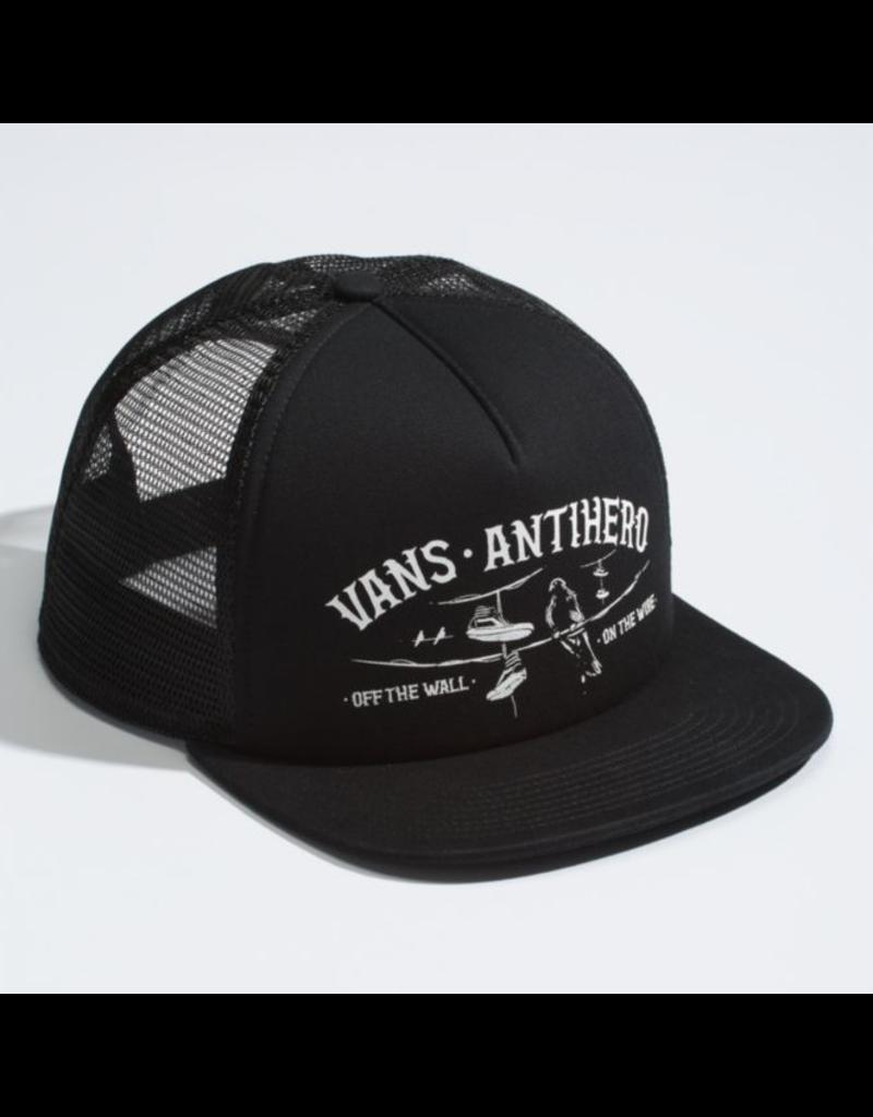 Vans Vans x Anti Hero On The Wire Trucker Hat