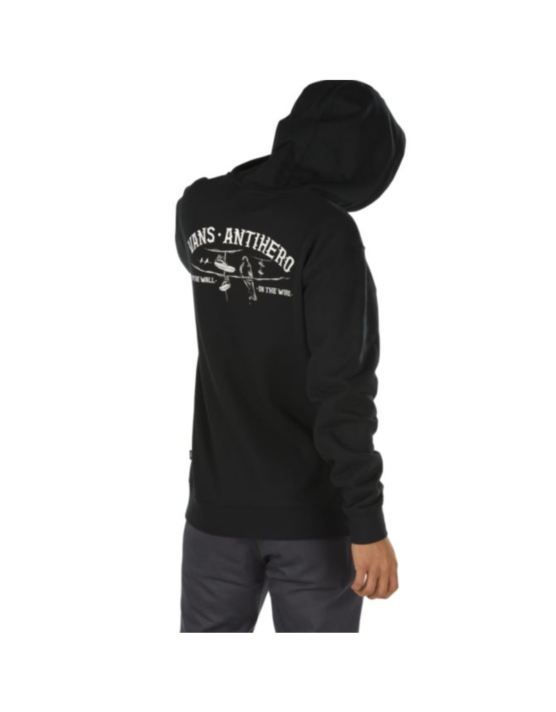Vans Vans X Anti Hero On The Wire Hoodie
