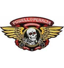 "Powell Peralta Powell Peralta Winger Ripper Patch XL (12""x6.5"")"