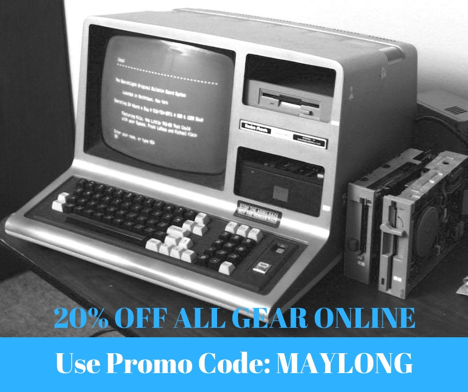 May Long Online Sale!