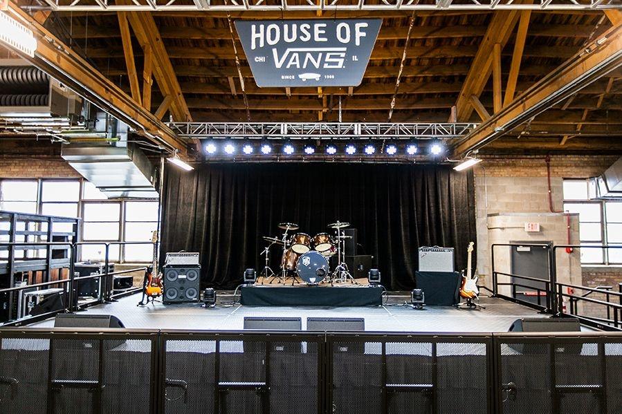 House Of Vans Chicago - House of Vans skateboarding Canada