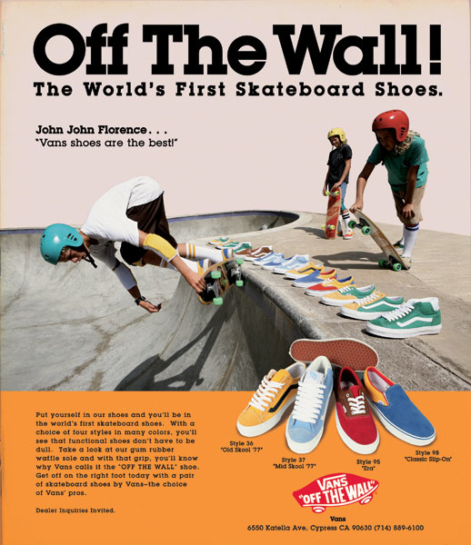 History Of Vans Shoes - 14 Things You
