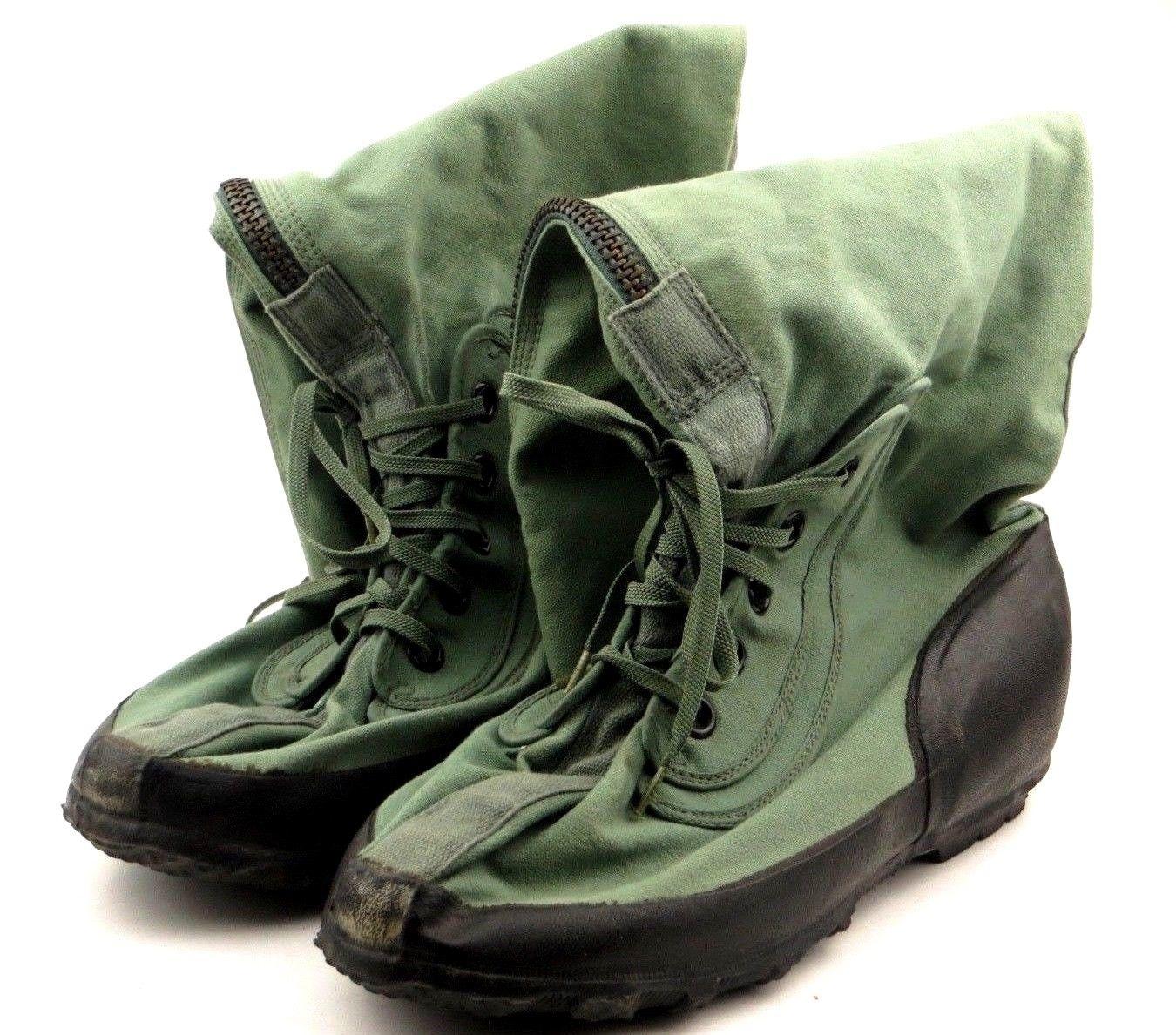 Vans Air Force Winter Boots Mukluks Retro