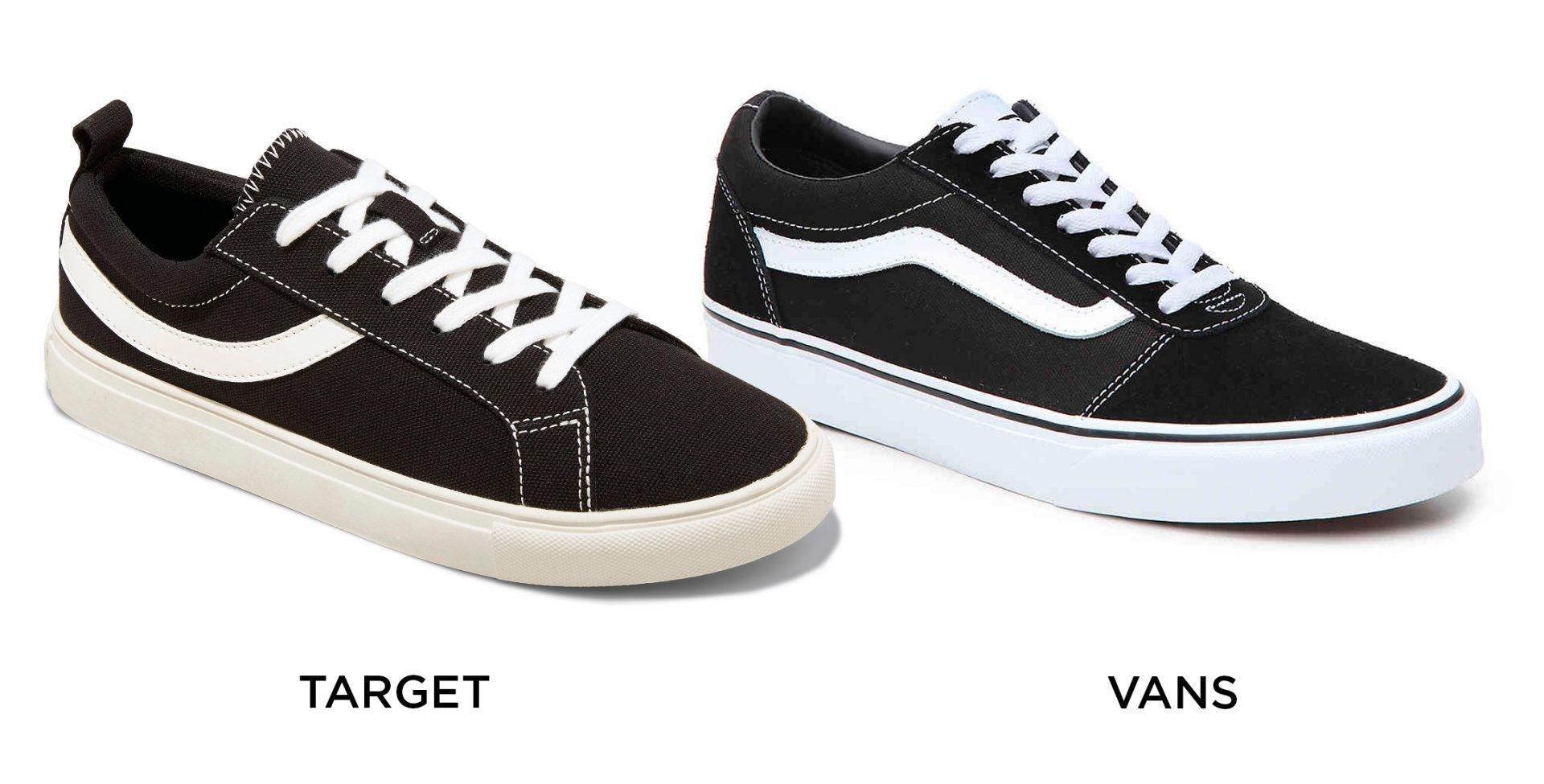 Vans Shoes Sueing Target - Vans Target Lawsuit Old Skool Fake Vans