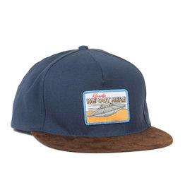 Rip N Dip Rip N Dip Spaceship 5 Panel Hat