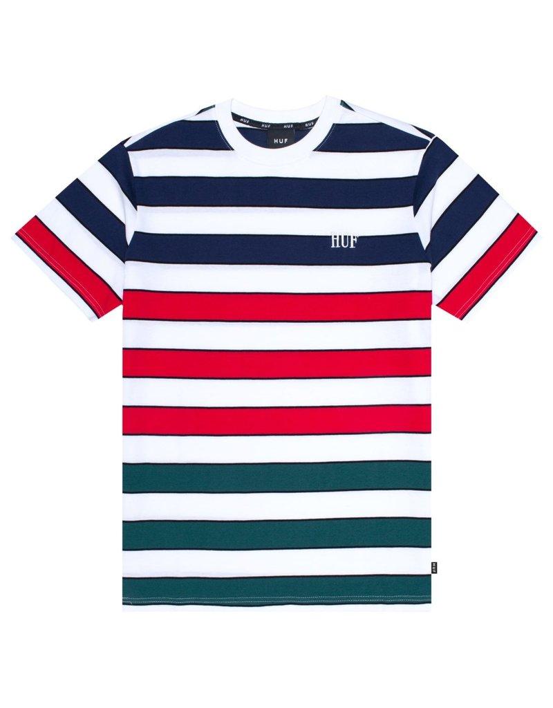 Huf Huf Variant Knit Top T-Shirt