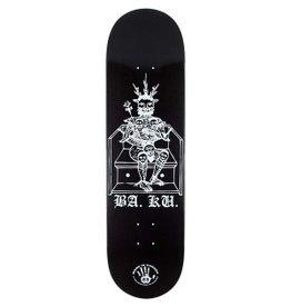 Skull Skates Skull Skates BA. KU. Throne Deck (8.5)