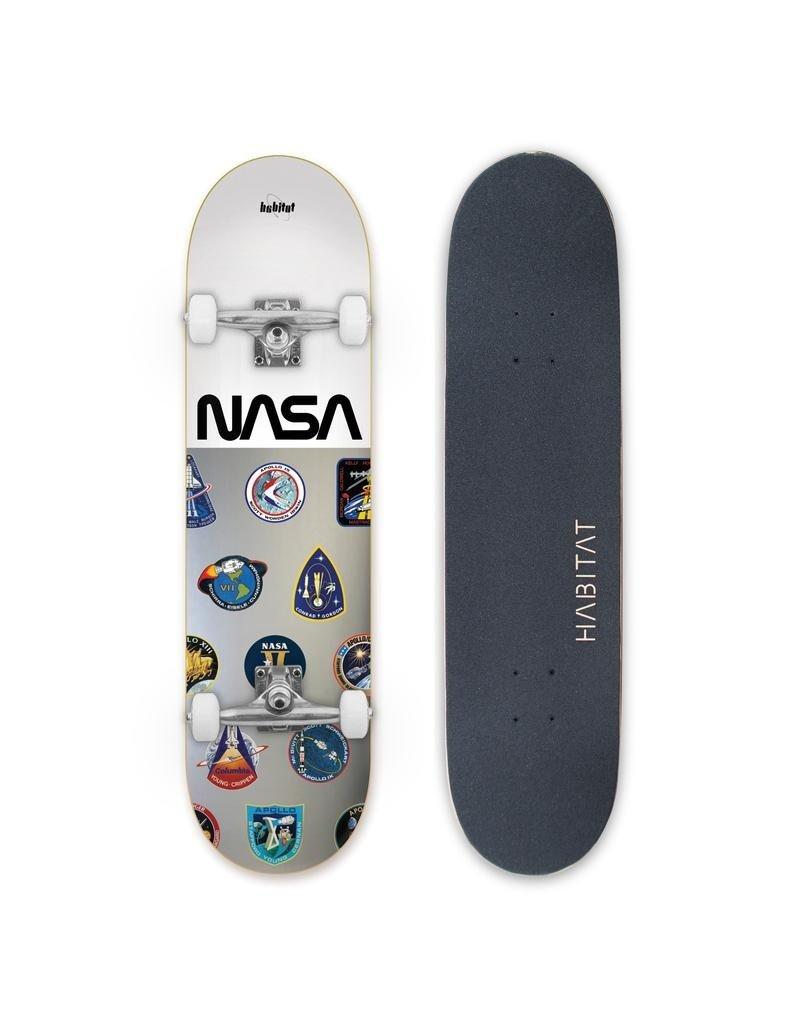 Habitat X NASA Skateboard Online Canada