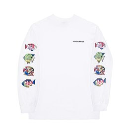 Alltimers Alltimers Deep Sea L/S Shirt