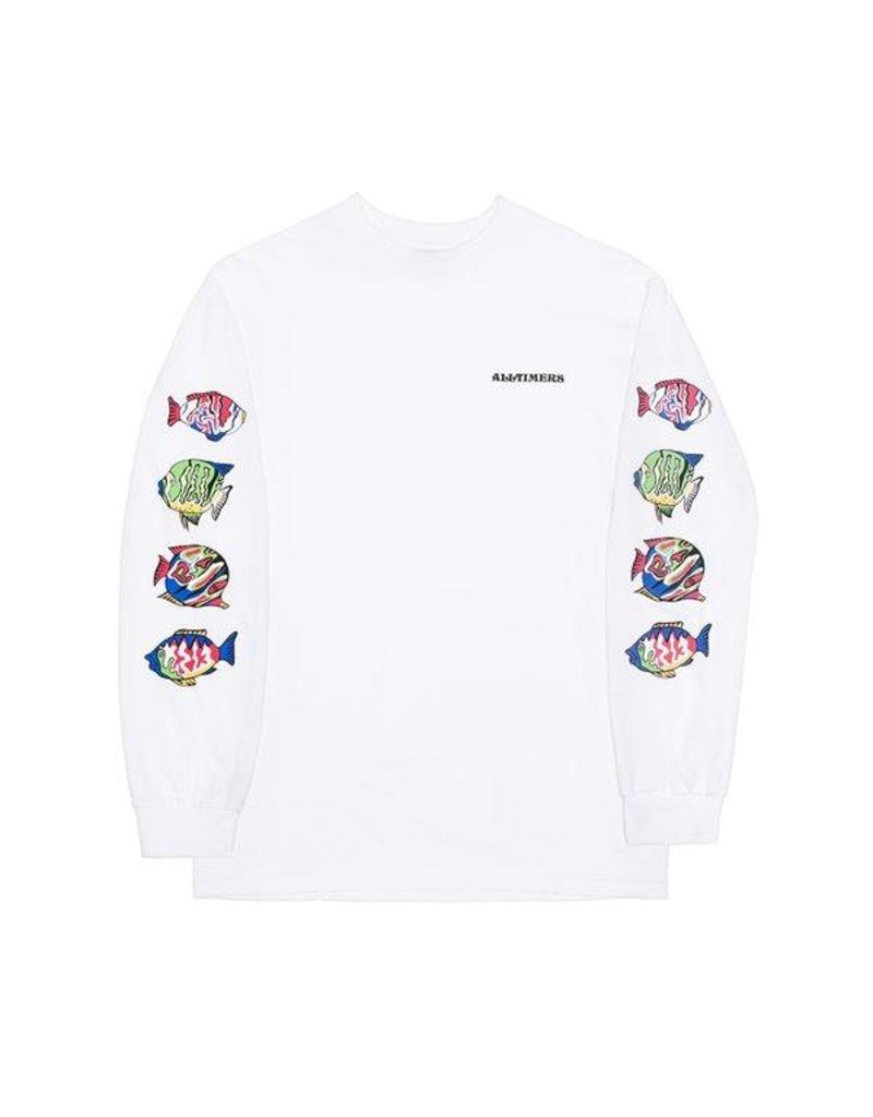 Alltimers Alltimers Deep Sea L/S Shirt