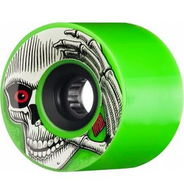 Powell Peralta Powell Peralta Soft Slides Green 75A (72mm)